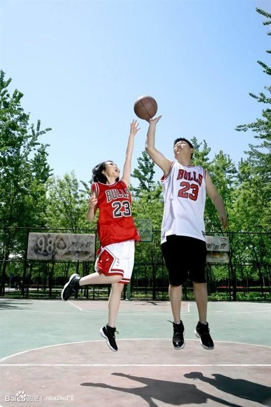 喜欢打篮球的男生