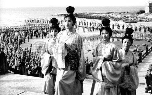 中国古代四大美女扮演者大比拼