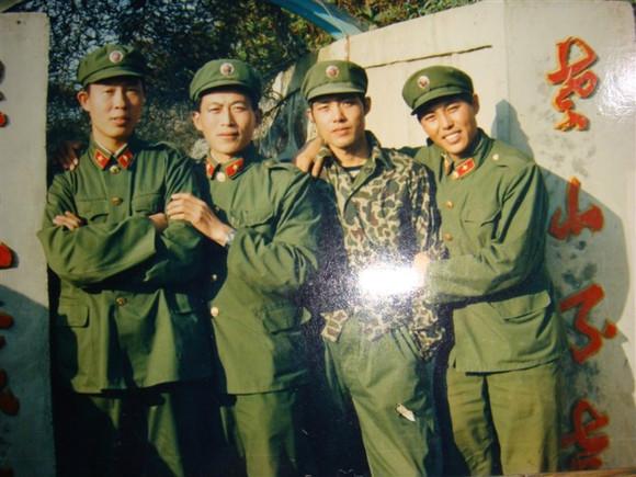 刘大鹏被枪毙后他回来的,在通辽混了两年,后来因控制垄断屠宰高清图片