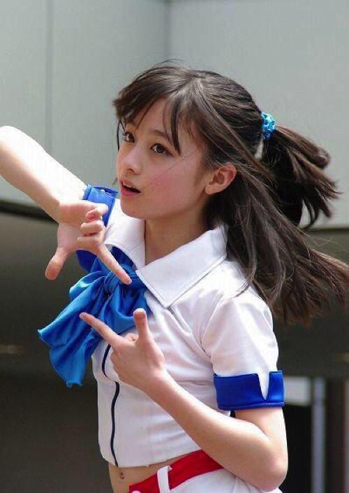桥本环奈图集:千年难遇的16岁天使美少女