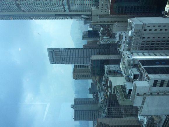 香港旱晨图片