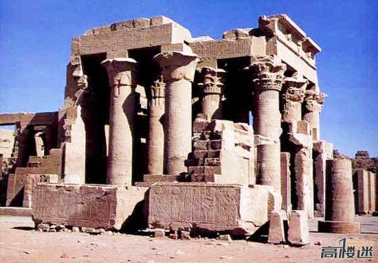 【建筑史话】 埃及建筑图片