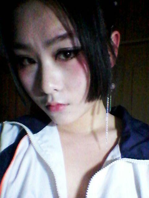 中分的姬发 日系妆_姬发式吧_百度贴吧图片