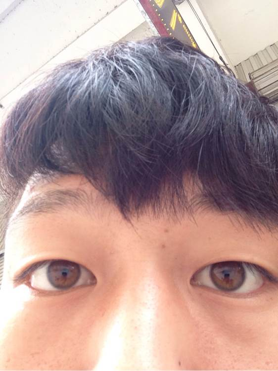 回复:【中国人】居然也有【蓝眼睛】求解释!图片