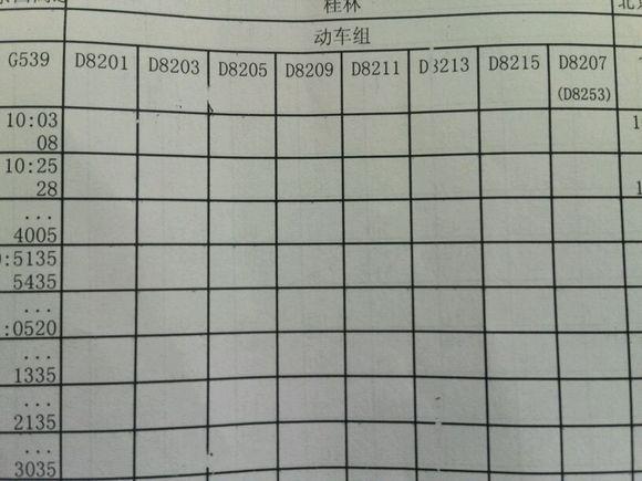 凭祥至北海动车大全 上海至重庆动车 上海动车时刻表及票价查询图片