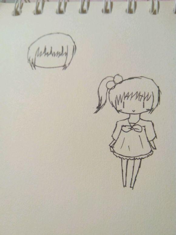 转 教你画一些简单的花边简笔画 MS