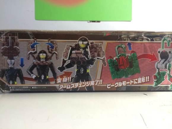 假面骑士铠武 ac系列 坚果骑士图片