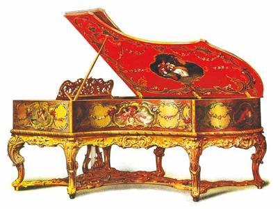最贵的那些钢琴图片