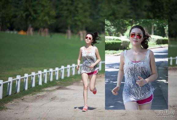 跟拍中国最美女游戏制作人24小时