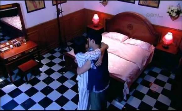 【乱世佳人】求主角的吻戏床戏在哪集