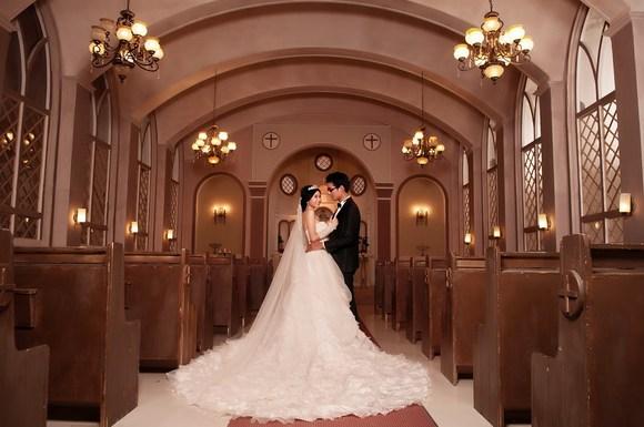 南山圣罗兰婚纱摄影‖浪漫欧式婚纱照图片