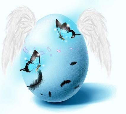 亚梦的樱花就是从这种蛋里面孵出来的)-守护甜心之 呗 耶 梦 沫 扶 图片