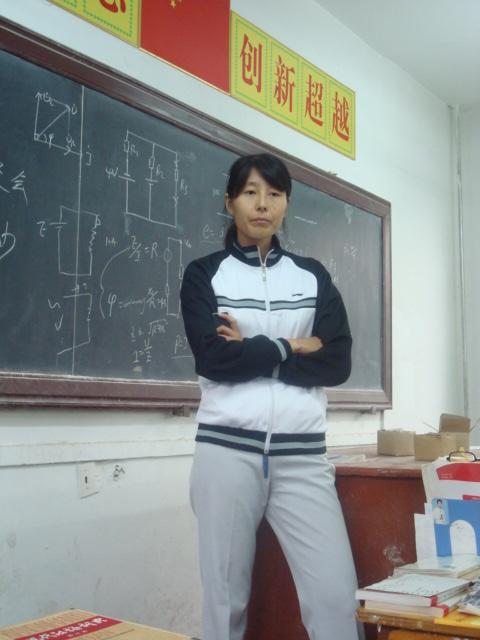 我最尊敬的老师00_致我最敬爱的张秀梅 老师 !