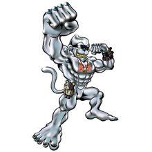 目测是猩猩超进化进化金属猿猴兽 钢铁悟空兽 钢铁猩猩兽 高清图片