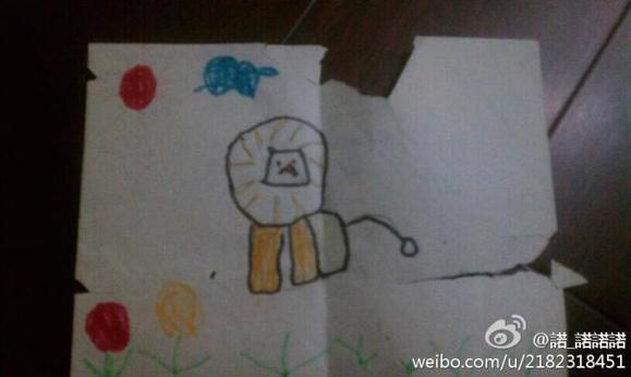 八岁画画到现在二十岁图片