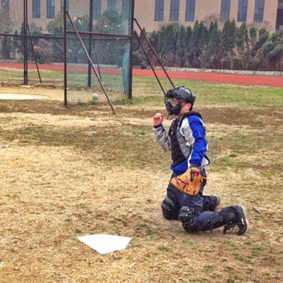 安徽财经大学棒球爱好者招新 安徽财经大学吧