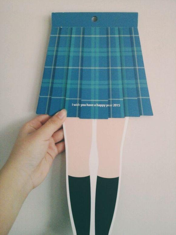 女孩子的裙子底下到底有什么
