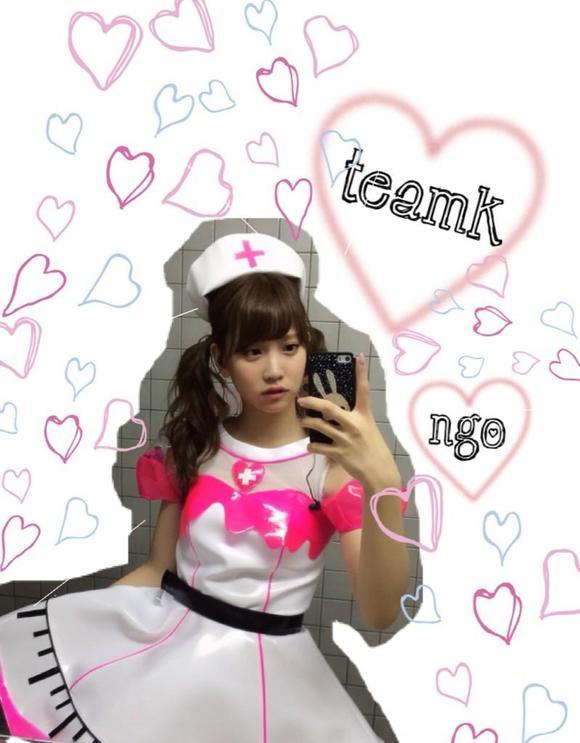 :tk少见的护士装