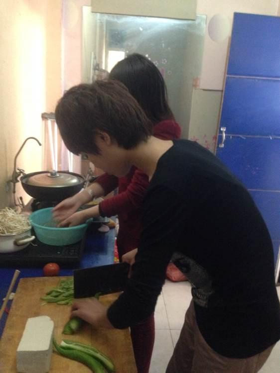 @会做饭的美女