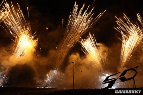 庆祝兰博基尼50周年 世界各地超跑齐聚米兰 显卡吧 百度贴高清图片