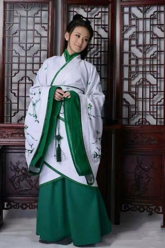 中国古代服饰!_安徽新华学院吧图片