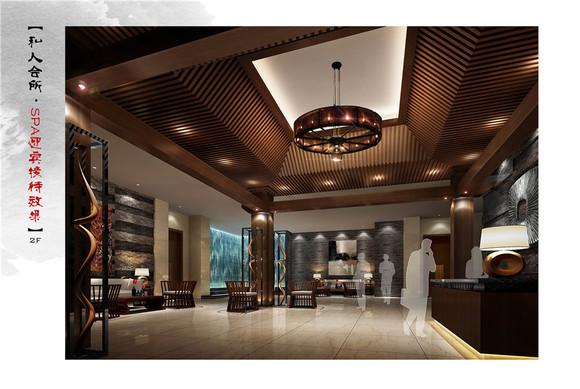 酒店装修奢华,投资成本较大.其实高大上不是全部,内涵才是精高清图片