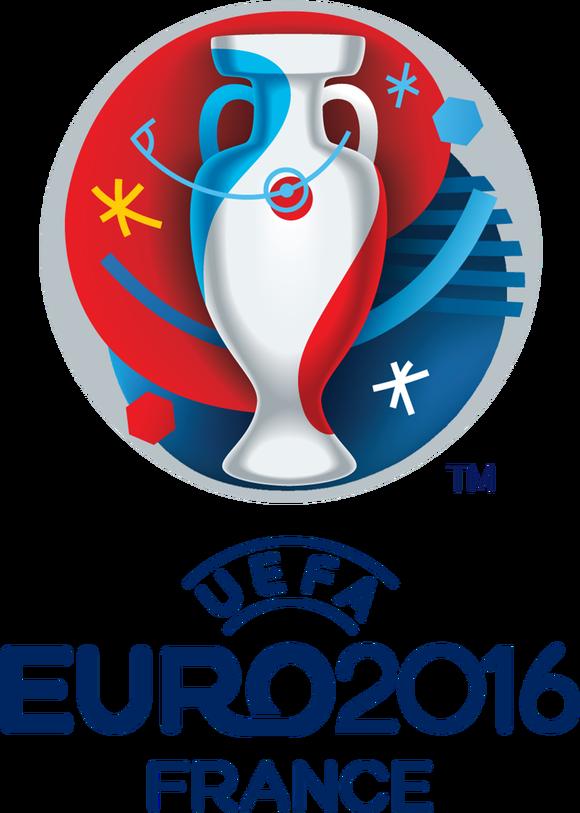 2016法国欧洲杯徽标矢量图!图片