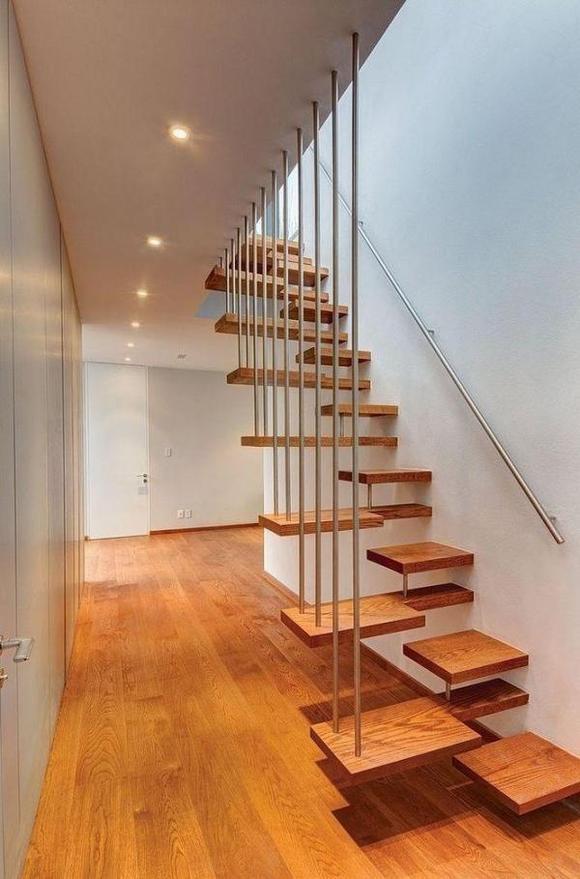 灵感来自于几何图形的小楼梯图片