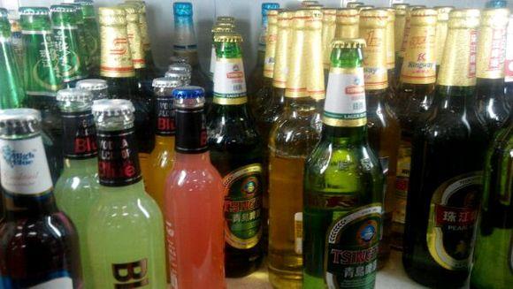 ktv喝酒瓶子_喝酒啦,喝酒啦