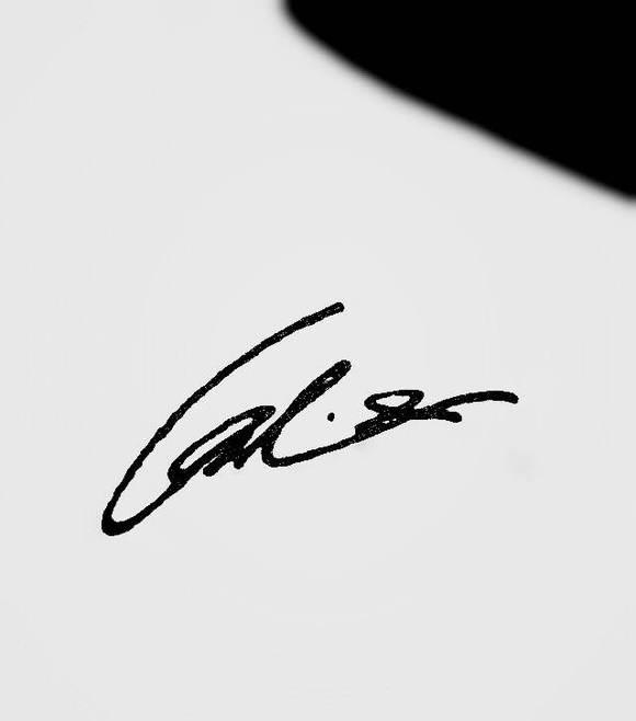 谁有哥哥英文名字 leslie这个字体的好看的签名图图片