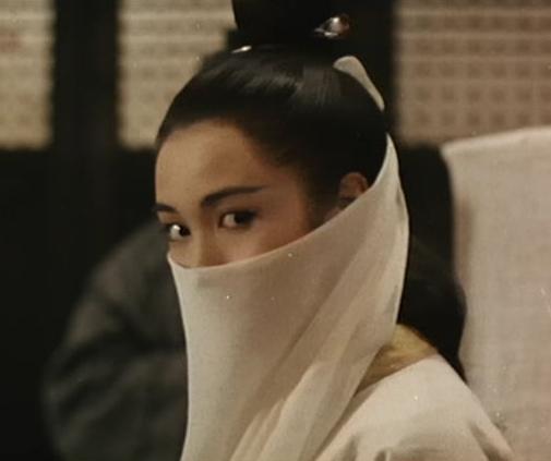 【香帅传奇】古装蒙面美女