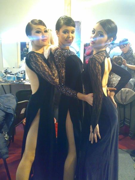 哈萨克斯坦的美女们 哈萨克吧