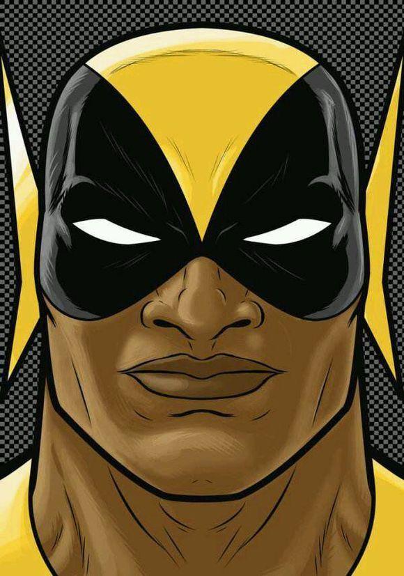 美国超级英雄头像 高歌未来吧