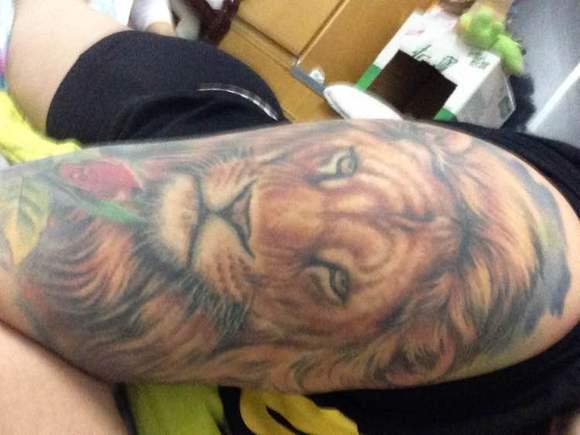 棒棒哒,纹身贴图片