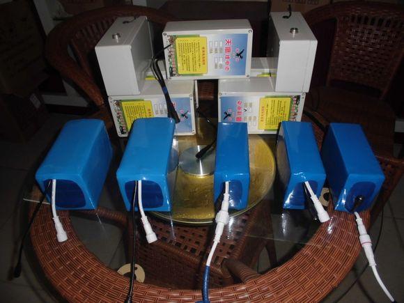 天鹰锂电池-----狩猎疝气灯最佳搭档图片