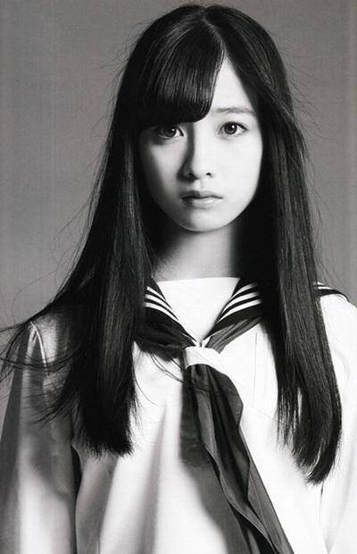 9张图告诉你日本千年一遇的美女偶像长啥样!