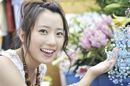 日本网民热议中国超级美女汉语教师