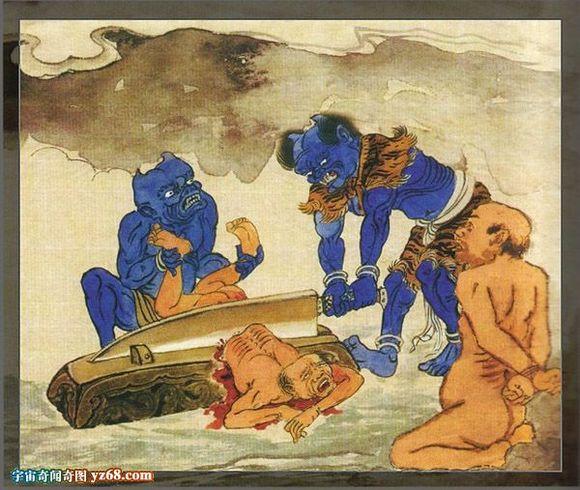回复 图解中国古代酷刑
