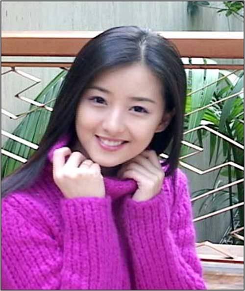 中国20大美女明星新排行!