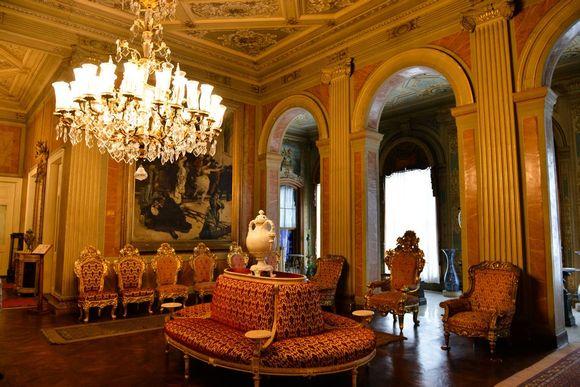 【图片】遥远东方的欧式宫殿——土耳其多玛巴切新图片