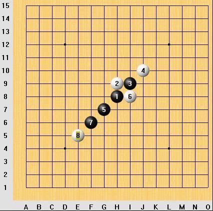 【阵法】五子棋阵法图片
