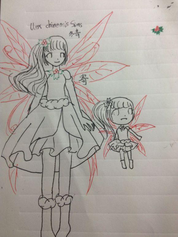 回复:【小花仙】动画花精灵王整理合集图片