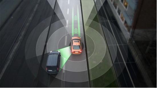 准备迎接无人驾驶汽车吧 看看先进的汽车技术 龙泉驾校吧 高清图片