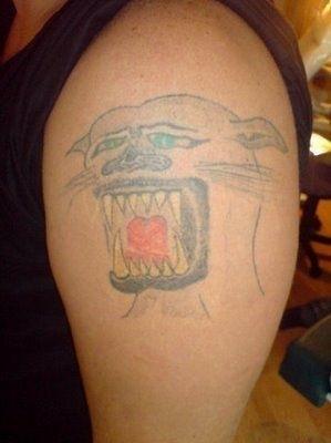 失败纹身大比拼(搞笑)【辽源吧】_百度贴吧