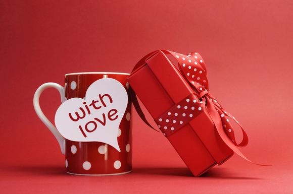 情人节礼物开始图片
