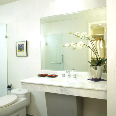 样板间,由于发展商为购房者提供的精装修,因此在空间的格局和高清图片