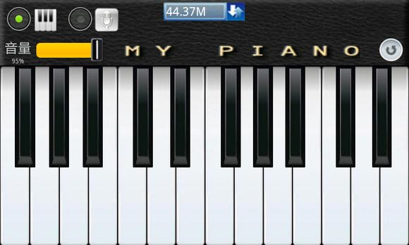 求单手能弹的好听钢琴曲的简谱!我从来没学过钢琴!图片