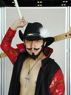 精美海贼王部分人物cosplay,超级传神 海贼王吧 百度贴吧高清图片