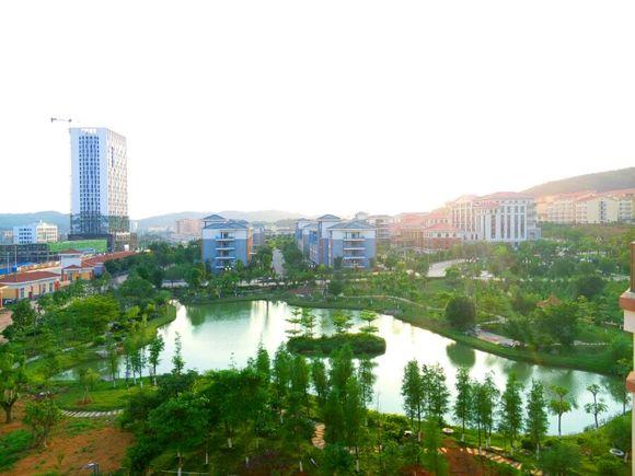 桂林理工大学南宁分校空港校区好不好图片