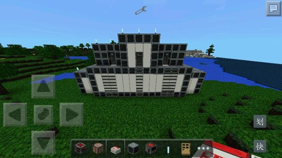 我的世界小型别墅